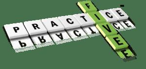 Image Practice Five logo